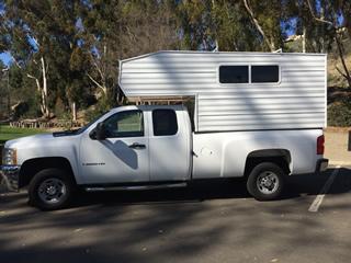 Ez Lite Fun Sport Truck Campers